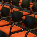 Seats at the Conference room