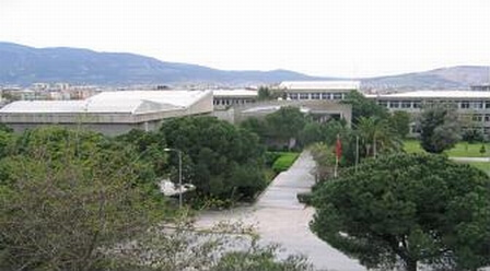 View of Ege University premises
