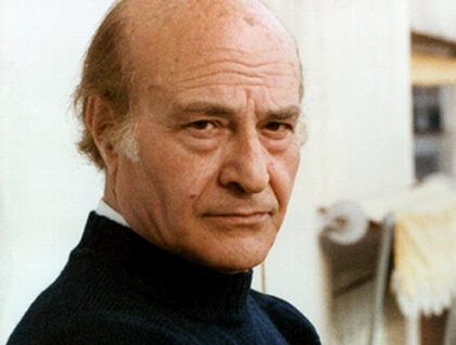 Photo of Odysseas Elytis