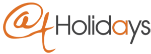 Logo of At Holidays travel agency